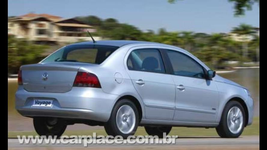 Novo Voyage 2009 com motor 1.0 chega por R$ 30.900 e o 1.6 por R$ 35.180
