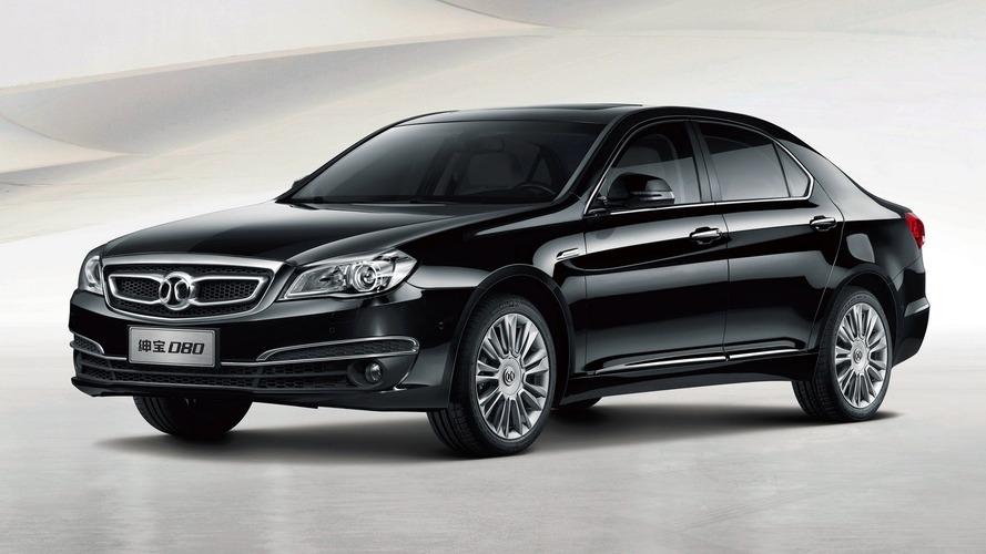 Eski Mercedes platformu 2018 Çinli orta sınıf sedana hayat verecek