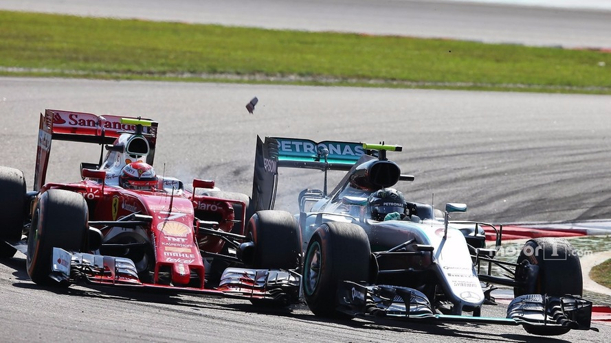 Wolff: Rosberg penalty was