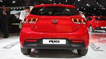 Kia Rio 2017 Mondial de l'Automobile