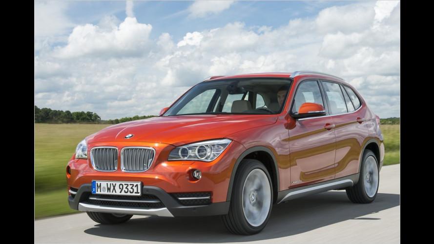 BMW X1 mit neuem Top-Diesel als xDrive25d im Test