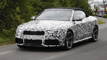 2013 Audi RS5 Cabrio spy photo 17.7.2012