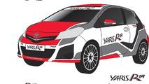 Toyota Yaris R1A