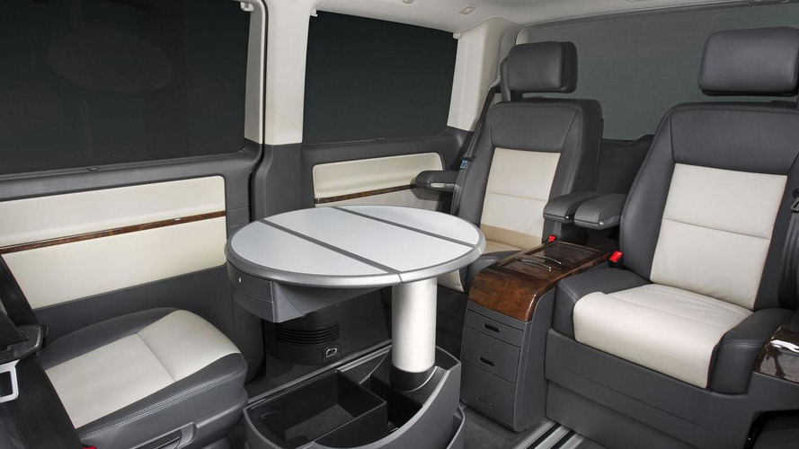 Volkswagen Caravelle Business introduced