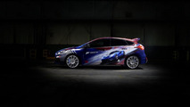 Ford Focus RS with Forza Motorsport theme
