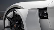La Porsche EV se basera sur la Mission E