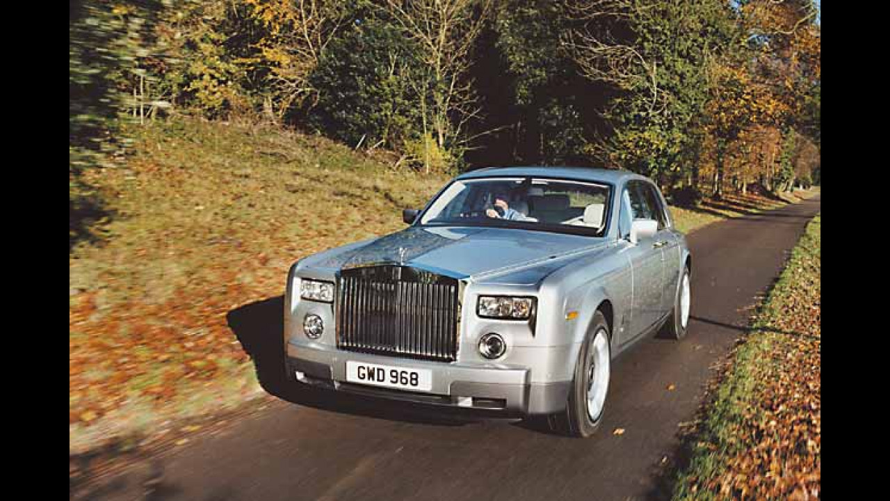 Rolls-Royce Phantom, ab 2003