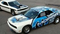 Dodge Challenger Drag Race Package