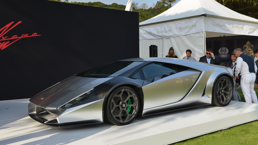 Angular Kode 0 Supercar Draws Inspiration From The Past