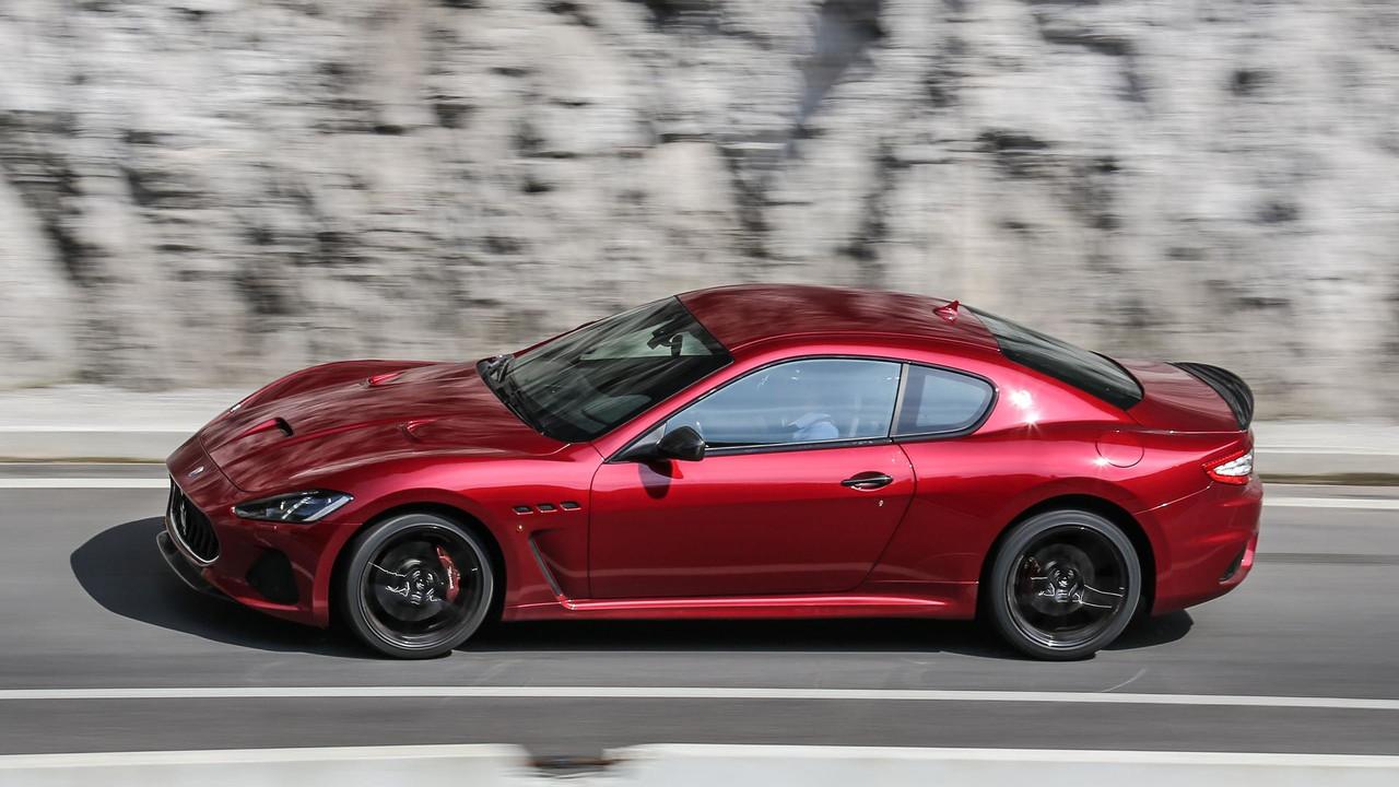 2018 Maserati Granturismo First Drive Resounding Revival