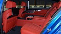 BMW M760Li xDrive Estoril Blue