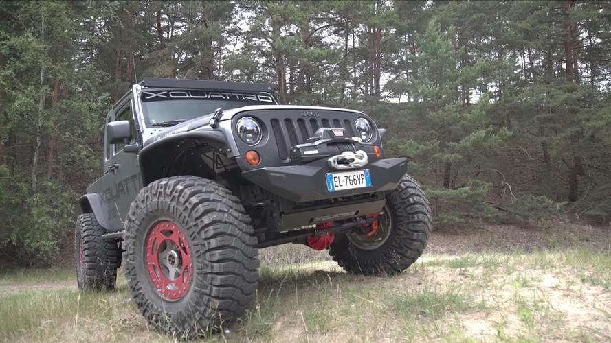 Stefano Bennato Jeep Wrangler