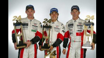 Dreifach-Erfolg für Audi