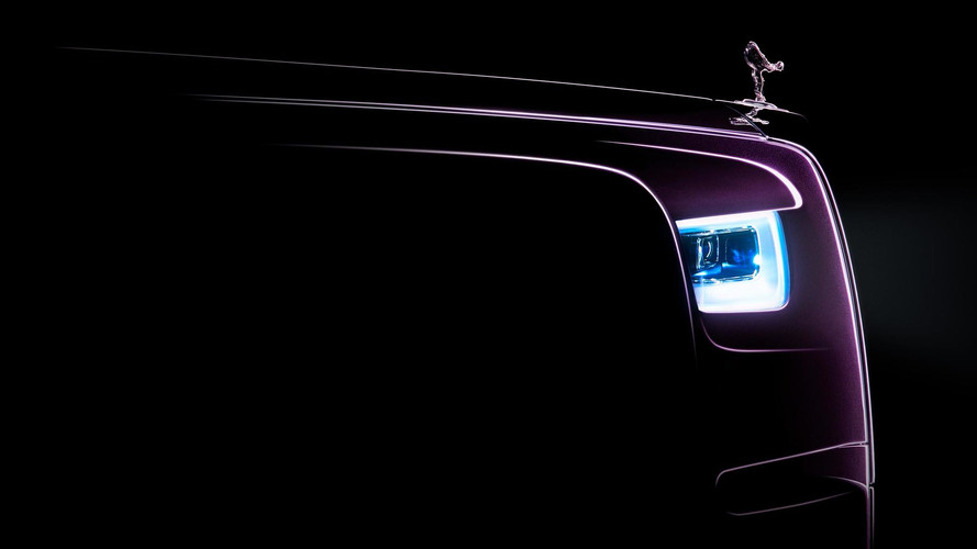 New 2018 Rolls-Royce Phantom: First Official Teaser Released