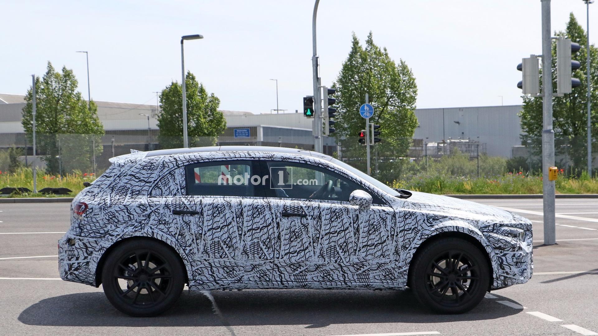 2020 Mercedes GLA II 22