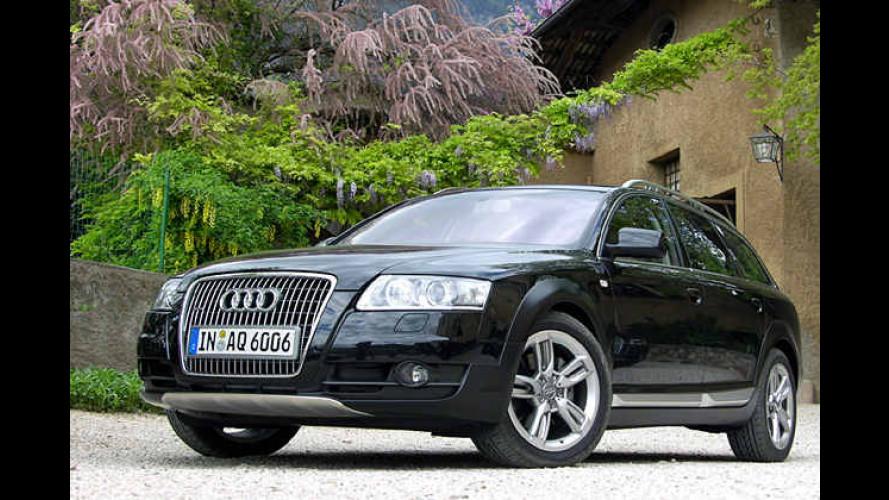 Audi A6 allroad quattro: Kombi mit einer Prise Abenteuer