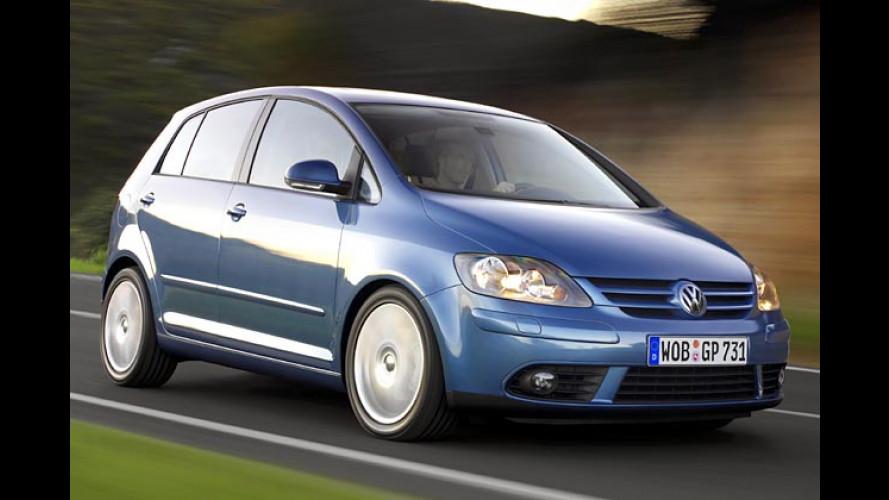 Golf Plus: Die neue Dimension von Volkswagen