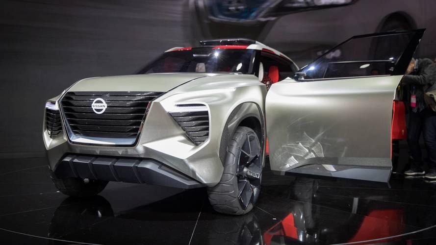 Nissan Xmotion konsepti SUV segmentinin geleceğini işaret ediyor