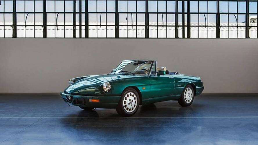 Fiat launches restoration scheme for old Lancias, Fiats and Alfas