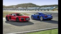 Audi, i modelli R e RS 006