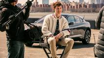 Ansel Elgort Drives The Jaguar I-Pace