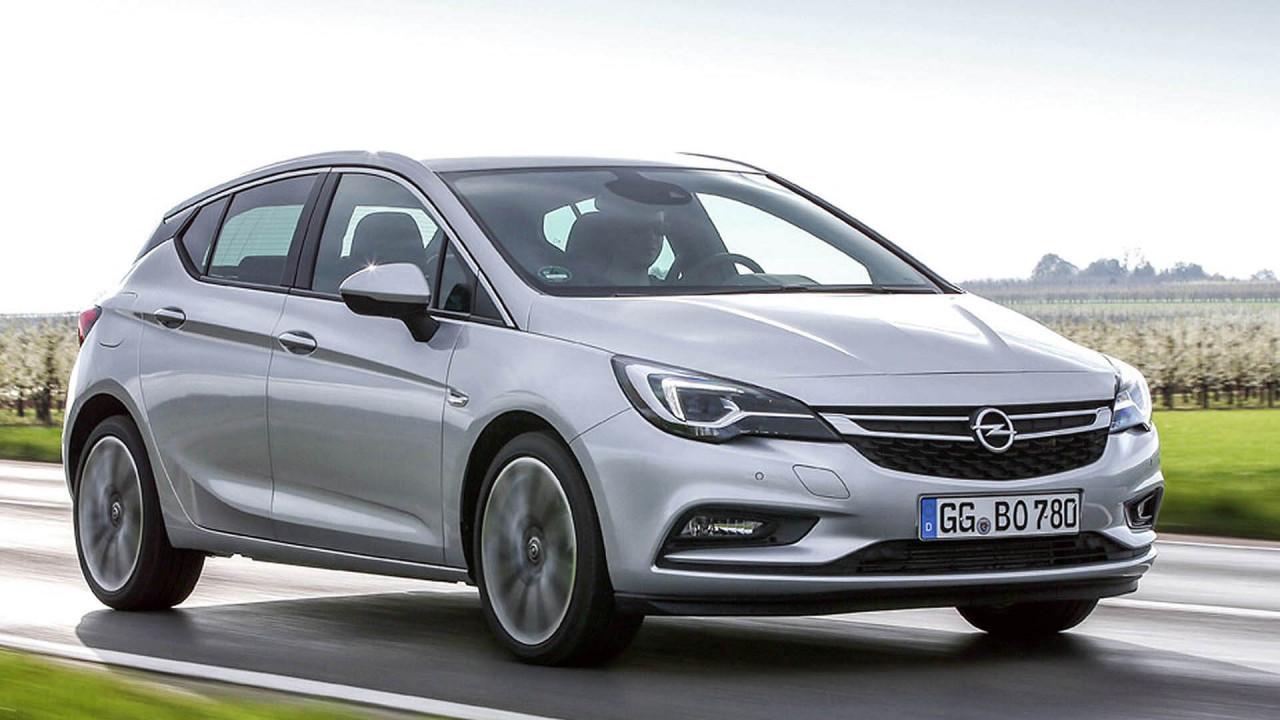 Auto des Jahres 2016: Opel Astra