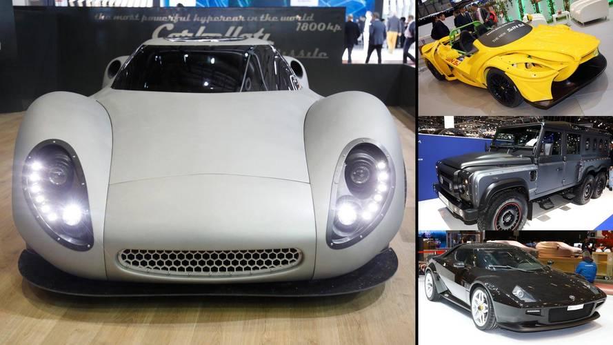 The Very Worst Cars At The 2018 Geneva Motor Show
