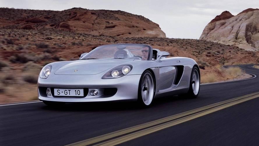 Clásicos legendarios: Porsche Carrera GT de 2004