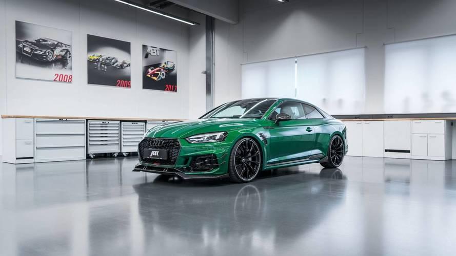 Genfben debütál az ABT 530 lóerős Audi RS5 Coupé modellje