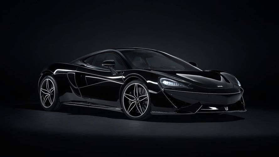McLaren unveils new 570GT MSO Black Collection