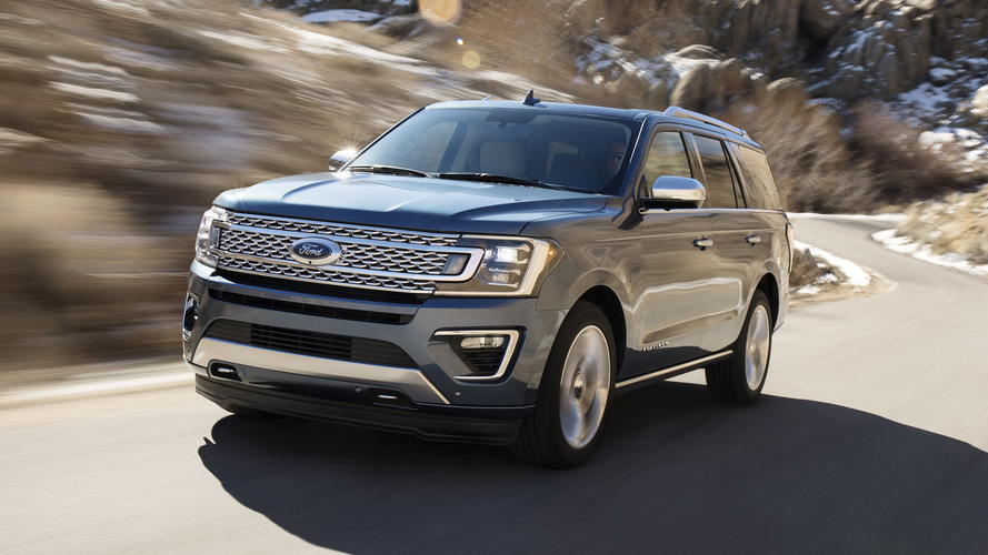 2018 Ford Expedition Starts Over $50K, Tops Out At Nearly $80K