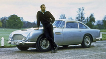 L'Aston Martin DB5 de James Bond