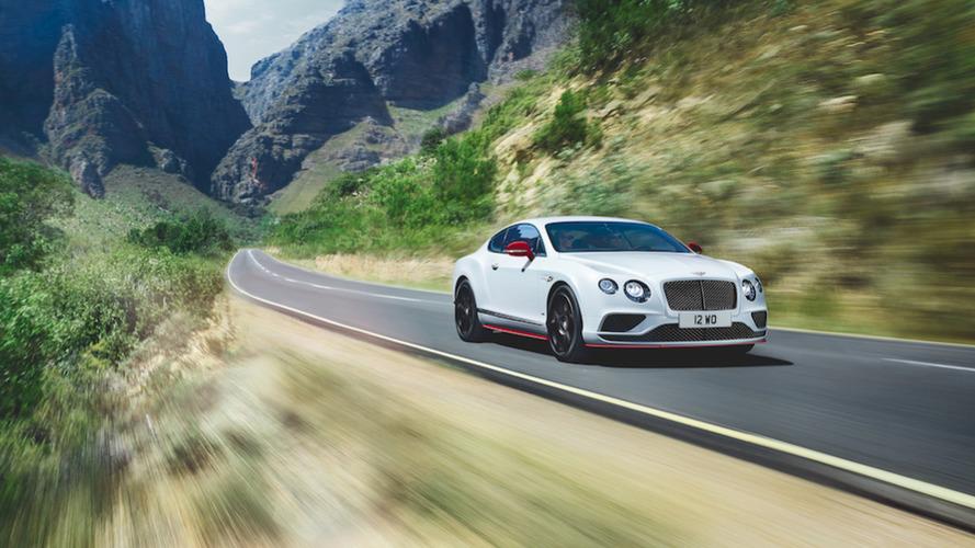 La Bentley Continental GT se pare de noir