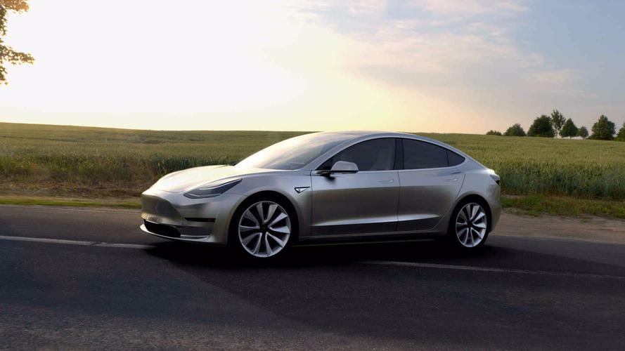 Tesla - La Model 3 privée de batterie 100 kWh, une mise en production imminente