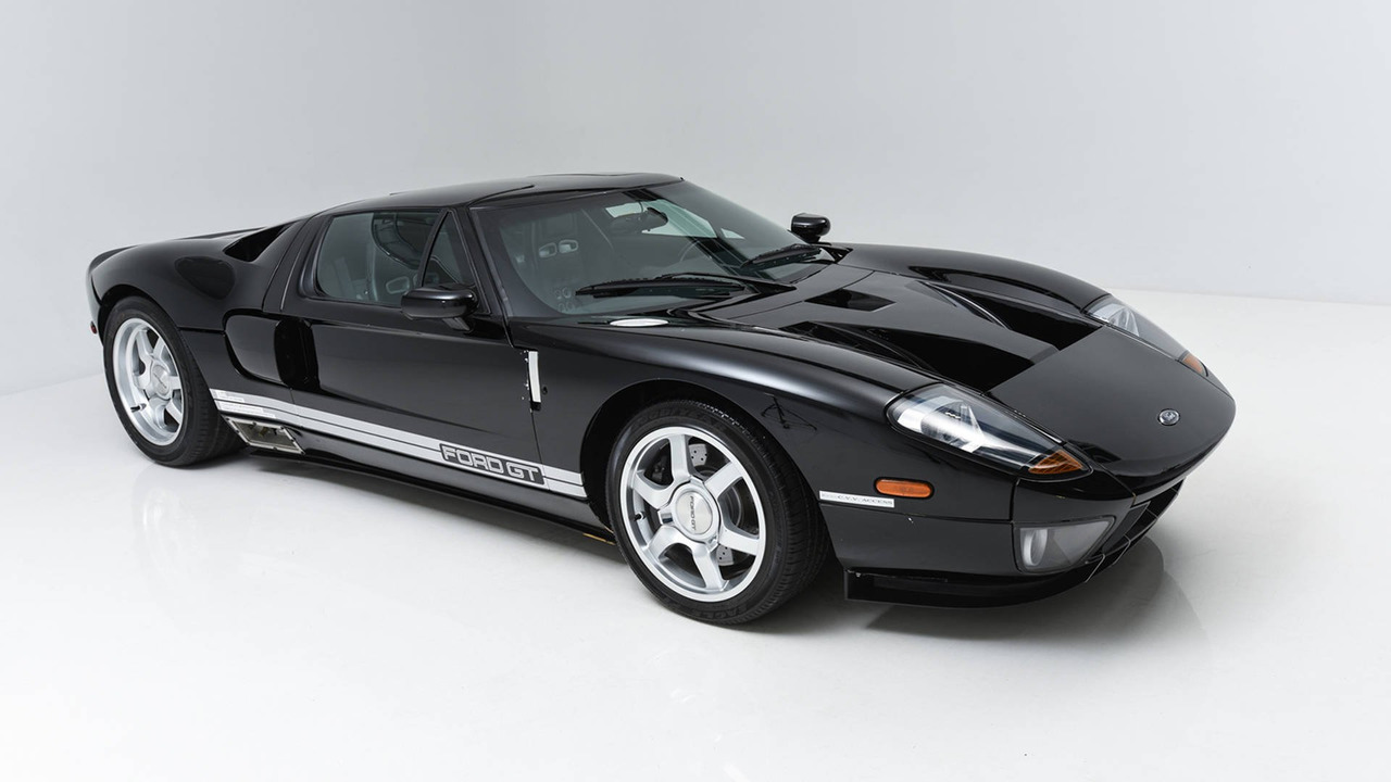 Ford GT CP-1 Prototype Auction