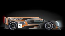 Ginetta nouveau constructeur LMP1 en 2018