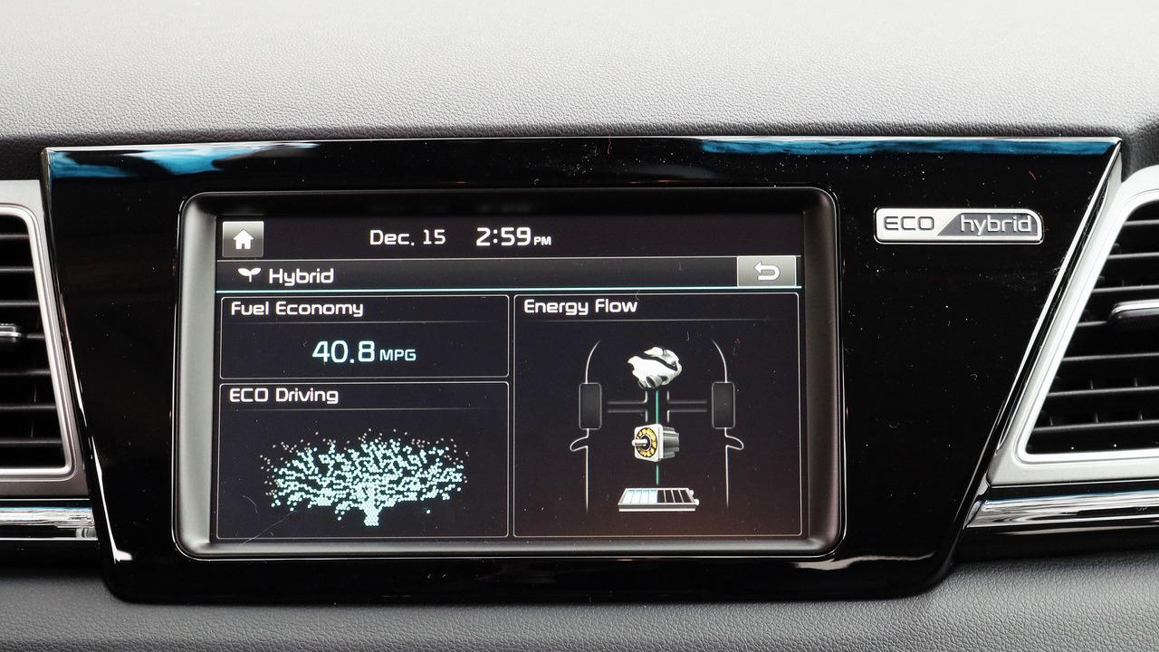 Kia Niro Ev Confirmed For 2018 With Ioniq Electric S Hardware