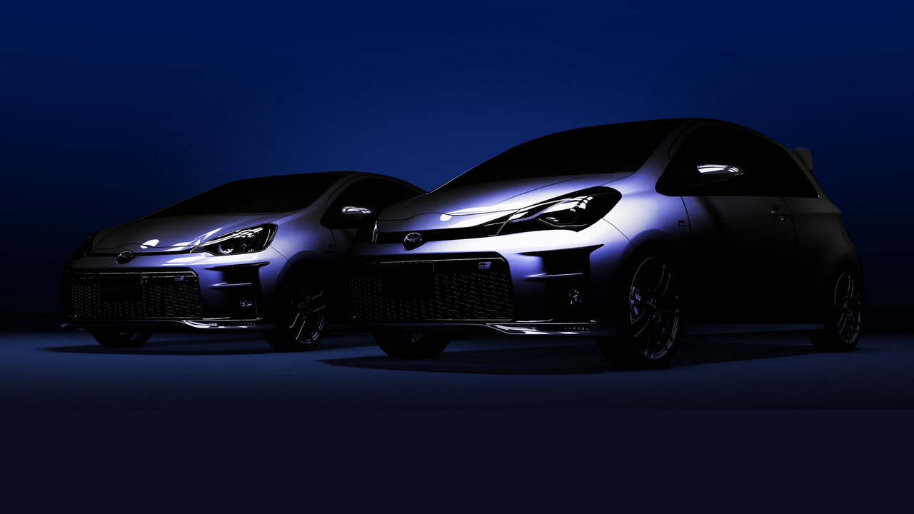 Toyota Yaris ve Prius C konseptleri - Gazoo Racing