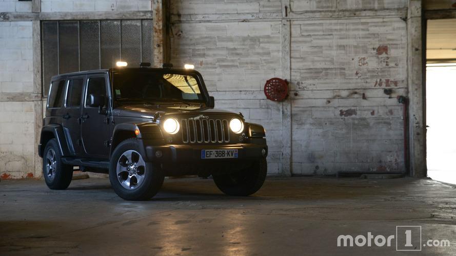 Essai Jeep Wrangler Unlimited Sahara 2017