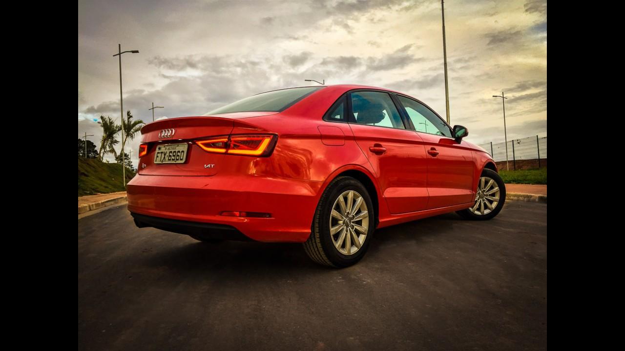 Audi anuncia recall para 108 unidades do A3 Sedan no Brasil