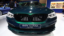 2018 Alpina D5 S