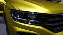 2017 VW T-Roc R-Line live in Frankfurt