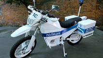 Kalishnikov electric motorcycle