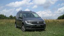 2017 Volkswagen Caddy 2.0 TDI Exclusive