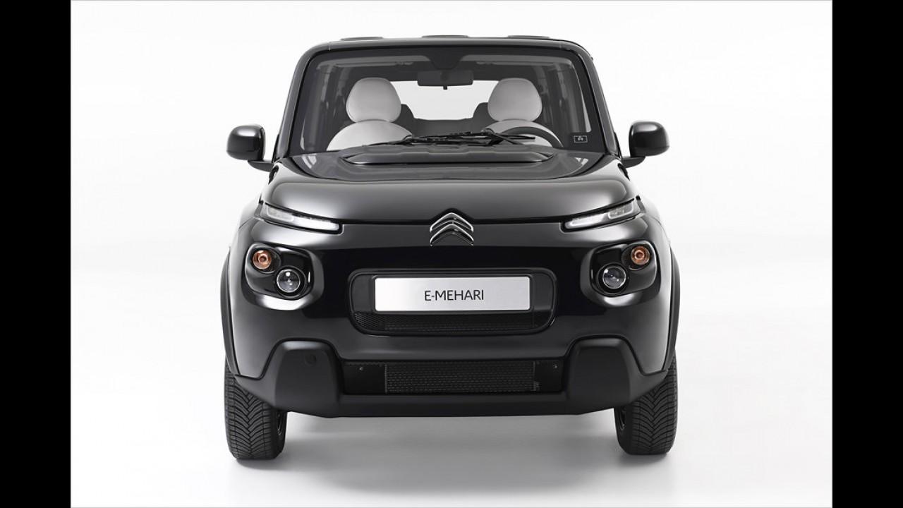 Citroën bringt limitierten E-Mehari