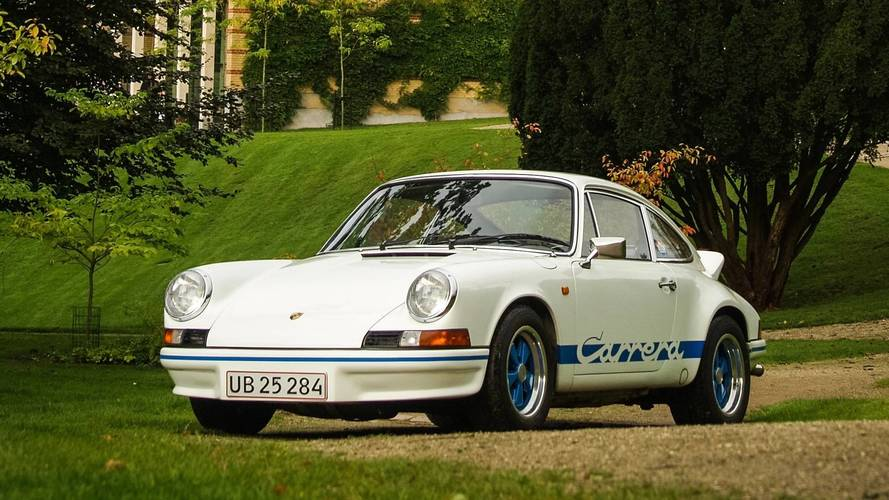 Motor1.com Legends: Porsche 911 Carrera 2.7 RS