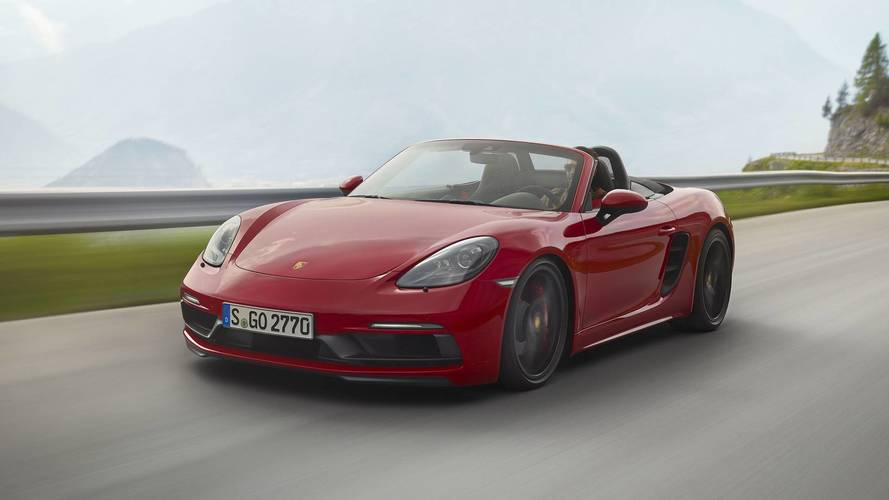 Porsche 718 Cayman e Boxster GTS já podem ser reservados no Brasil
