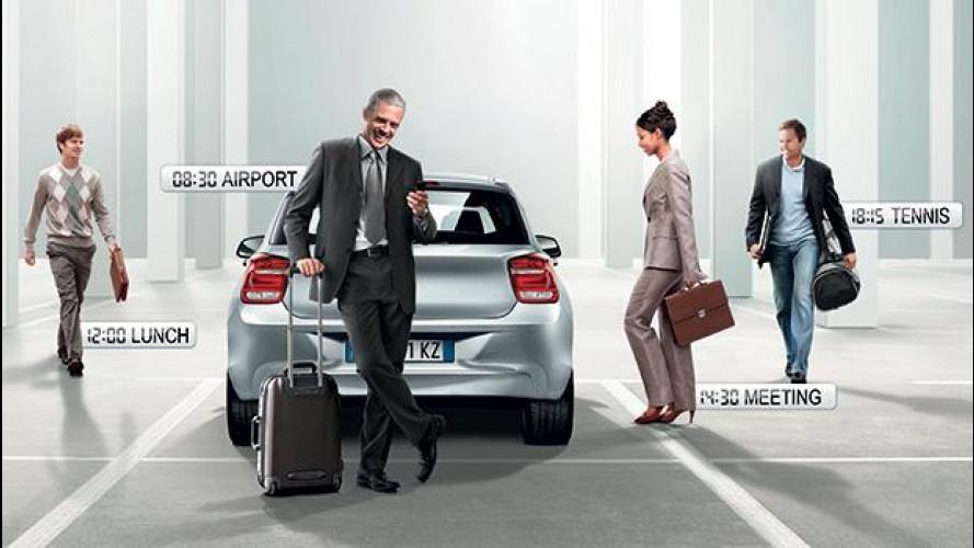 Corporate car sharing, così si condivide anche l'auto aziendale