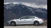 Maserati Quattroporte 3.0 V6 Q4 - TEST