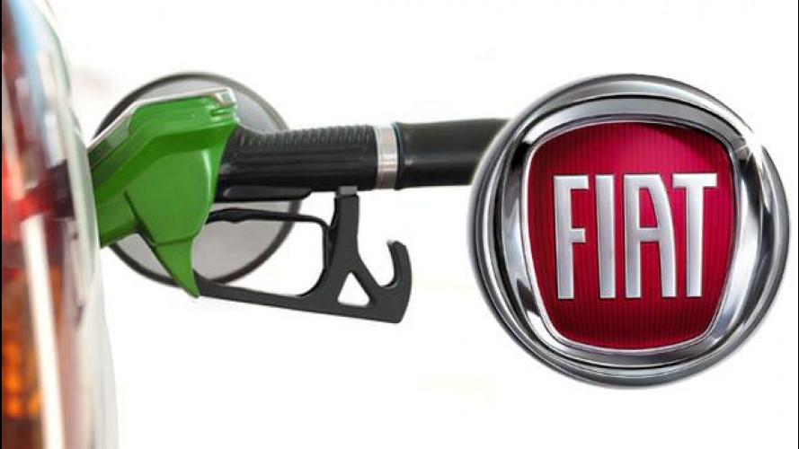 Compri una Fiat e paghi la benzina o il gasolio 1 euro al litro per tre anni